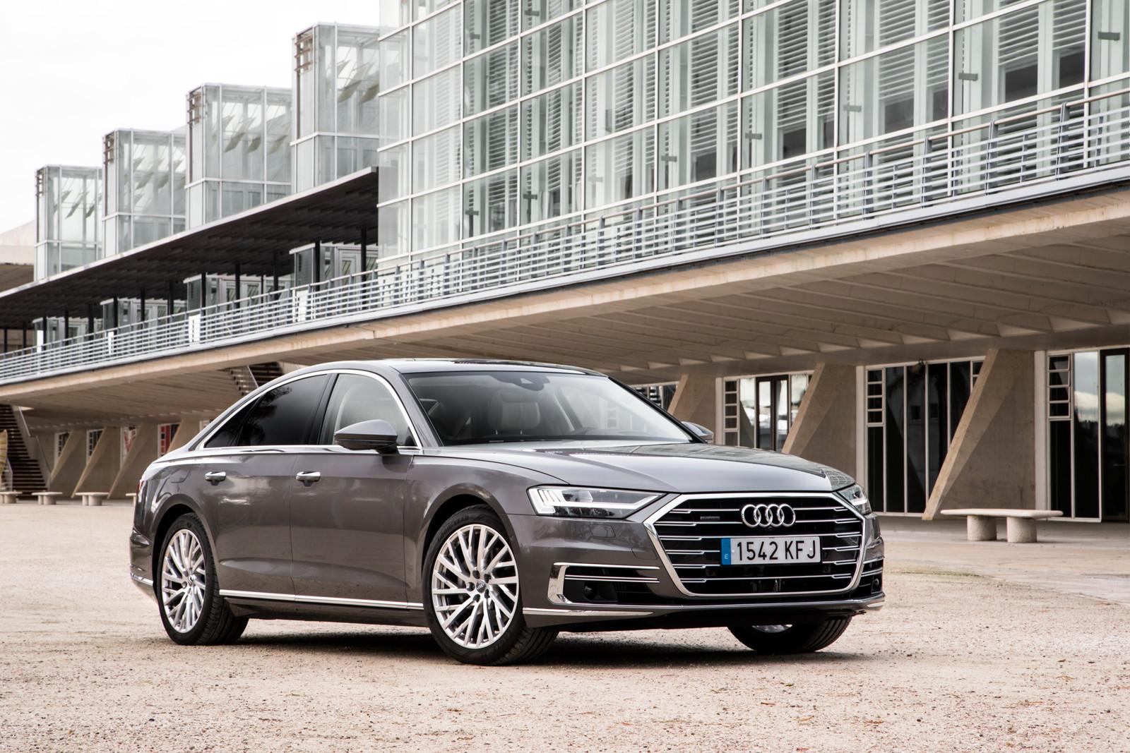 Foto de Audi A8 2018 (presentación) (12/81)