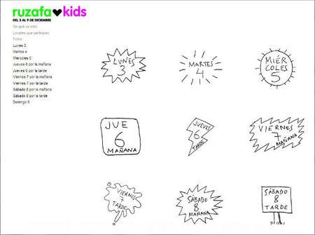 Llega la nueva edición de Ruzafa love Kids en Valencia, llena de propuestas para familias con niños