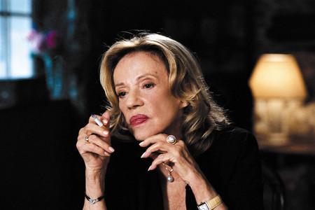 Jeanne Moreau en El tiempo que queda
