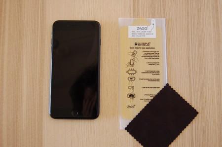 InvisibleShield Glass+ de Zagg para iPhone 6, 6s y 7 Plus, análisis