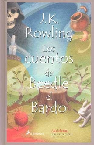 'Los cuentos de Beedle el Bardo' de J.K. Rowling