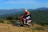 Rally de Cerdeña, segunda y tercera etapa