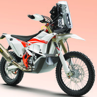 KTM 450 Rally Replica: solo 85 unidades de la moto más deseada por los dakarianos, a razón de más de 30.000 euros