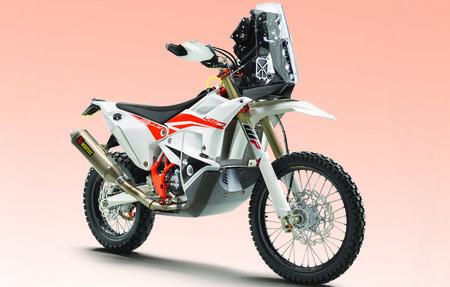Ktm 450 Rally Replica 2021 Dakar 1