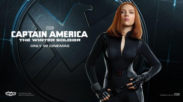 Carteles de 'Capitán América 2'