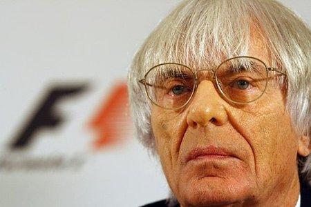 Bernie Ecclestone sigue espectante por la vista de McLaren ante el Consejo Mundial