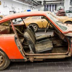 Foto 5 de 9 de la galería porsche-911-type-901-sin-restaurar en Motorpasión