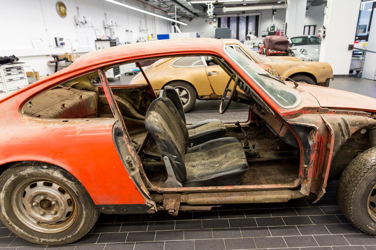 Foto de Porsche 911 Type 901 (sin restaurar) (5/9)