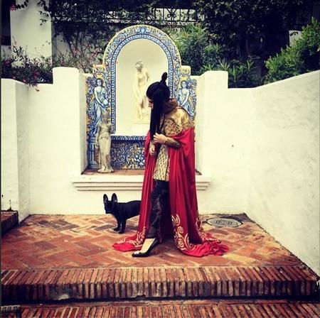 Lady Gaga Marbella
