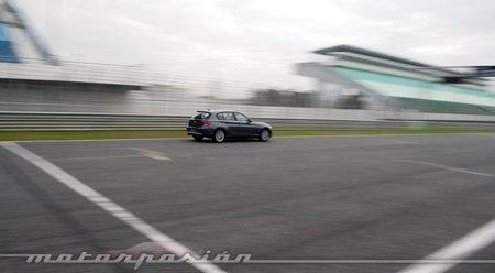 BMW Serie 1 Eco Race EfficientDynamics en Estoril