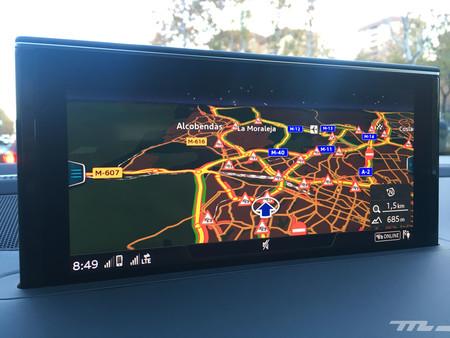 Audi Q7 Ultra navegador