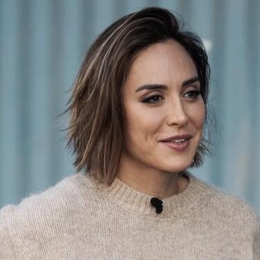 'El Hormiguero': Tamara Falcó se emociona en directo al cumplir el sueño más deseado de su padre