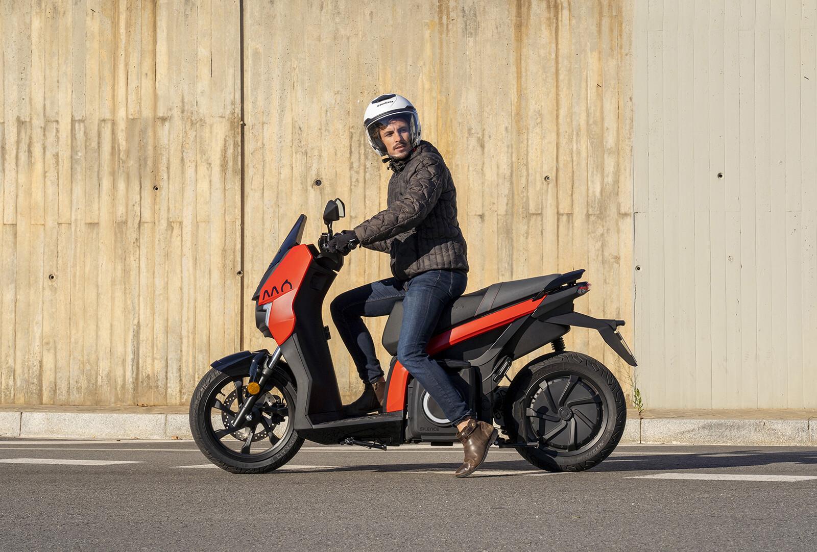 Foto de SEAT MÓ eScooter 125 (46/81)