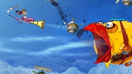 Este jueves llegará la demo de 'Rayman Origins' a la eShop junto con la secuela del Kirby de Gameboy para la consola virtual