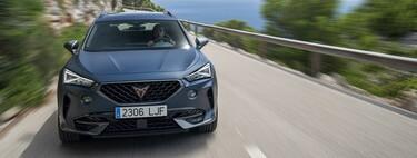 CUPRA Formentor, Toyota Yaris, Renault Captur... estos son los 25 coches híbridos mejor valorados por los españoles