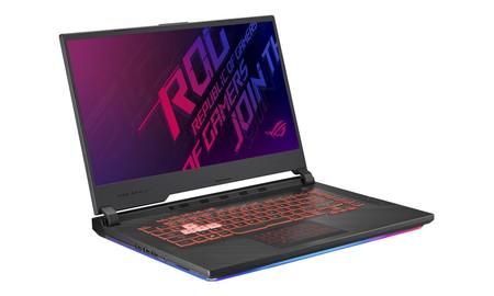ASUS ROG Strix G531GT-BQ020, un potente equipo gaming que, por el Día del Soltero, nos sale en eBay por sólo 799 euros