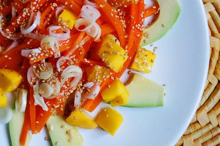 Paseo por la gastronomía de la Red: once ensaladas veraniegas