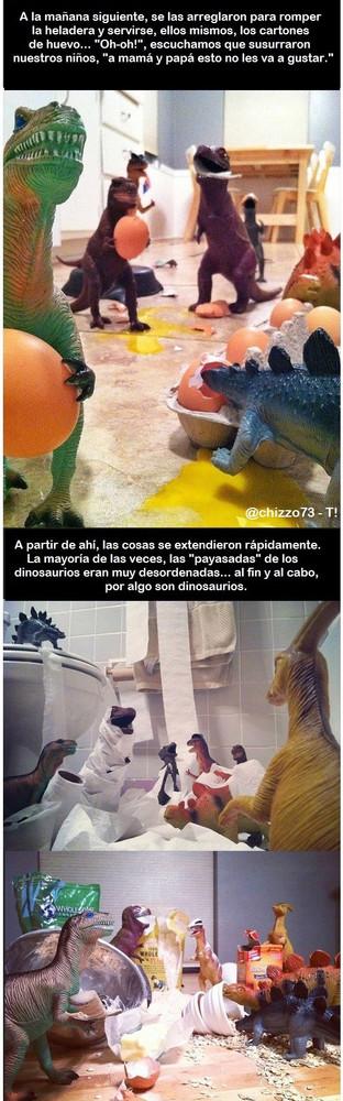 Dinosaurios vivos 2