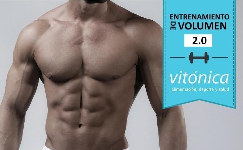 Entrenamiento de volumen 2.0: octava rutina semanal (IX)