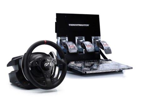 Thustmaster T500 RS, un volante para Gran Turismo 5 que vale más que la consola