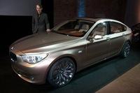 BMW Serie 5 Gran Turismo, anticipando el BMW PAS