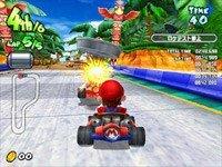 Nueva entrega de Mario Kart, para recreativas
