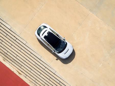 Jaguar I-PACE techo