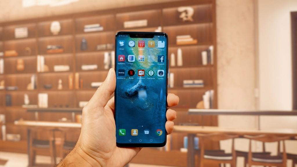 Huawei Mate veinte Pro y Mate veinte frente a iPhone XS Max, Xiaomi™ Mi8, Samsung™ Galaxy™ Note nueve y demás gama alta de 2018
