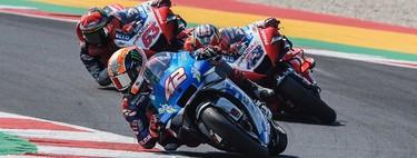 Si un piloto hubiese acabado cuarto en todas las carreras de MotoGP en 2020 iría líder del mundial