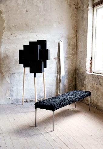 Dorian Gray, muebles góticos de Bobby Petersen