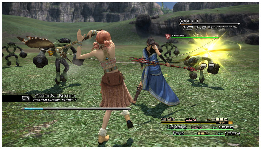Foto de 'Final Fantasy XIII', nuevas imágenes (16/21)