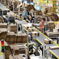 La solución de Amazon para que trabajar en un almacén valga la pena: convertirlo en un juego