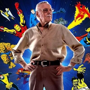 13 películas de superhéroes Marvel de Stan Lee para ver con tus hijos y encontrar sus cameos