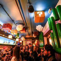 Así es el bar ambientado en Super Mario Bros. al que todos queremos ir