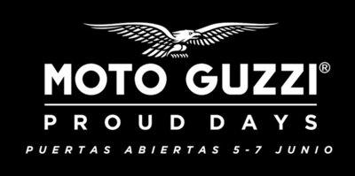 Del 5 al 7 de junio, Proud Days con Moto Guzzi