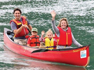 Para el primer ministro de Canadá criar hijos e hijas feministas es una necesidad para conseguir la igualdad