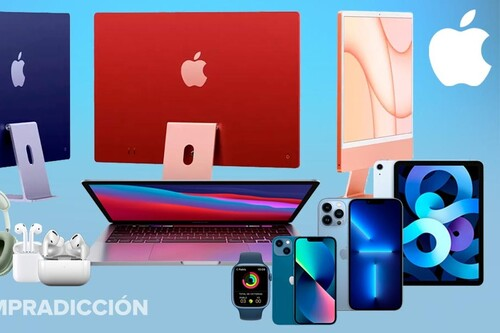 Ofertas en dispositivos Apple: estos son los mejores precios del fin de semana en iPhone, iPad, Apple Watch, AirPods o Mac