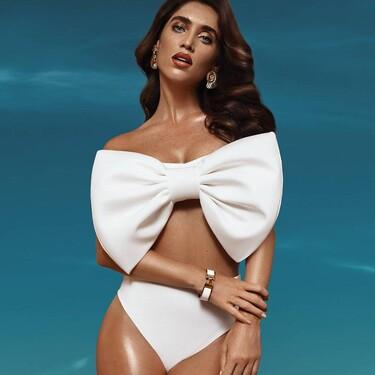Los bañadores y bikinis de Alta Costura más sorprendentes  los firma Victoria Cimadevilla y vienen dispuestos a arrasar este verano