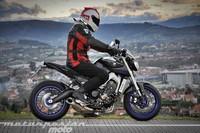 Yamaha MT-09, prueba (conducción en ciudad y carretera)