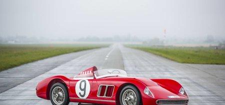 Recordando el pasado en competición de Škoda con el 1100 OHC de 1957, en vídeo