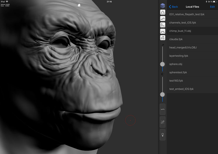 De Londres a Vila-real: cómo este profesional del VFX ha convertido su pequeño proyecto personal en una de las mejores apps de modelado 3D para iPad