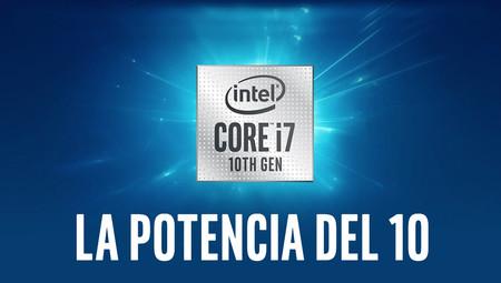 Intel Core 10ª Gen «Comet Lake»: así son los procesadores con los que Intel quiere 'asaltar' los portátiles de alto rendimiento