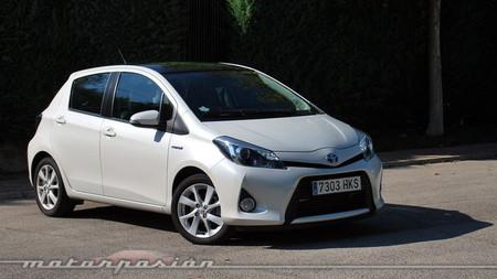 Toyota Yaris Hybrid, prueba (conducción y dinámica)