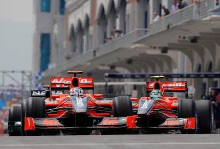 Virgin Racing competirá con licencia rusa en 2011