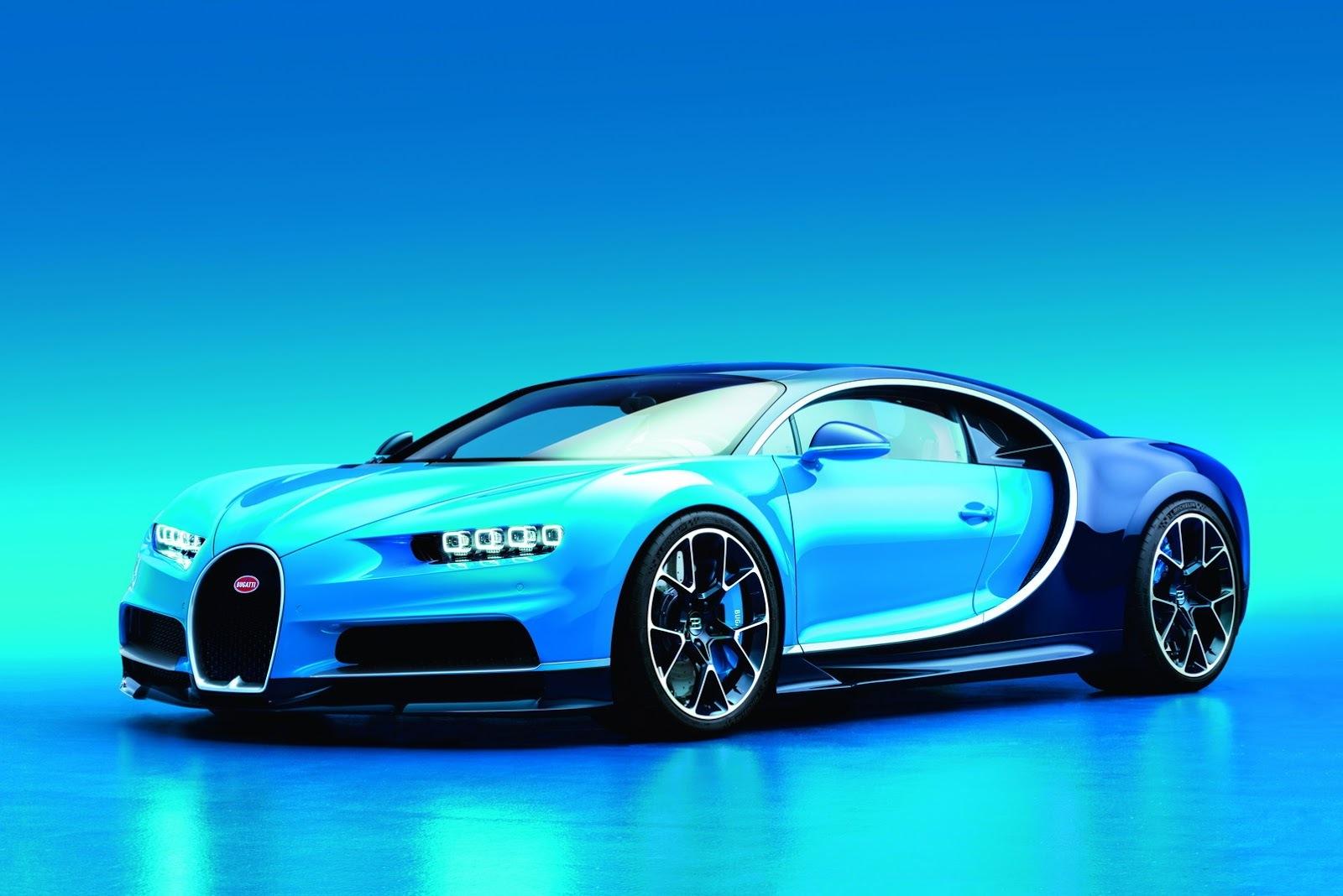 Foto de Bugatti Chiron (2/77)