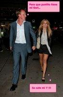 Geri Halliwell y su novio: el punto y la 'i'