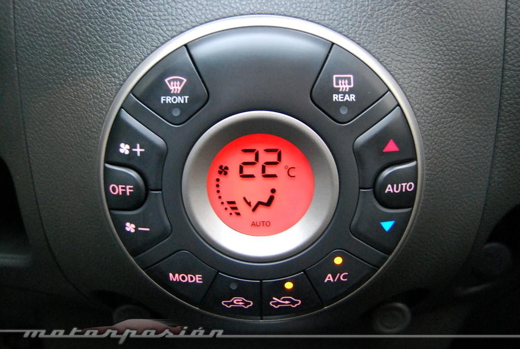 Nissan Cube (presentación)