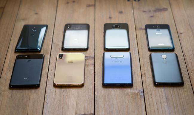 ¿Cuál es el mejor smartphone en fotografía de 2018? Os dejamos elegirlo... A ciegas