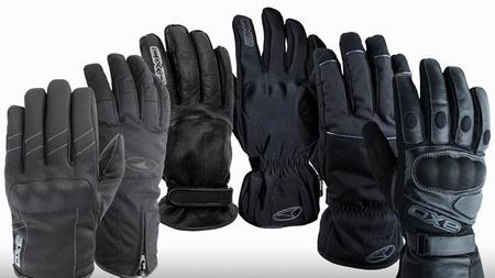 AXO presenta la gama 2013 de guantes de invierno