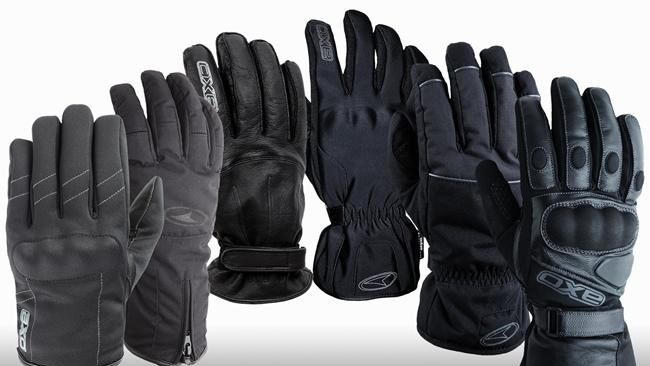 Gama guantes AXO 2013